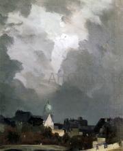 In Amsterdam - Robert Henri