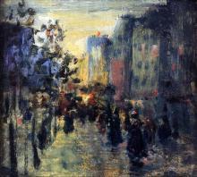 Misty Effect, Paris