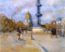 Place in Paris