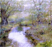 Streams and Ponds Paintings