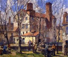 A Day in March (also known as Mills) - Robert Spencer