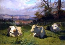 Cows Paintings