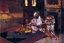 The Sheik's Favorite - Rudolph Ernst