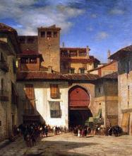 Spain Paintings