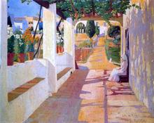 Jardin - Santiago Rusinol Prats