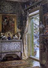 Drawing Room, Holland Park - Sir Lawrence Alma-Tadema