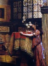 In My Studio - Sir Lawrence Alma-Tadema