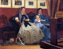 My Studio - Sir Lawrence Alma-Tadema