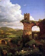 Arch of Nero - Thomas Cole