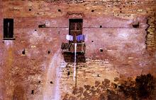 A Wall In Naples - Thomas Jones