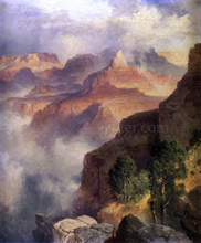 Canyons and Mesas Paintings