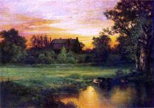 Easthampton - Thomas Moran