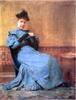 Portrait of Mrs. Anshutz