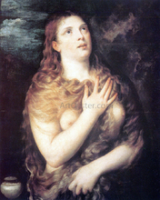 Mary Magdalen Repentant