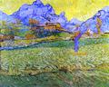 A Meadow in the Mountains: Le Mas de Saint-Paul