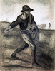 Sower (after Millet)