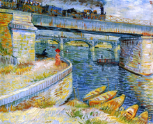 Bridges Paintings