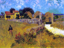 A Farmhouse in Provence
