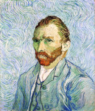 A Self Portrait - Vincent Van Gogh