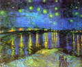 A Starry Night Over the Rhone