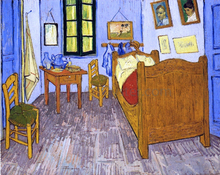 Arles, Vincent's Bedroom