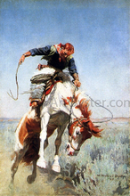 Wild West Paintings