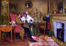 A Sure Cure for the Gout - Walter Dendy Sadler