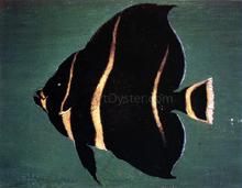 Juvenile Angel Fish - William Aiken Walker
