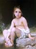 A Child at Bath