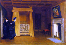 A Visit to the Haunted Chamber - William Frederick Yeames