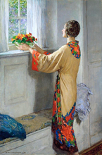 A New Day - William Henry Margetson