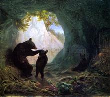 Bears Paintings