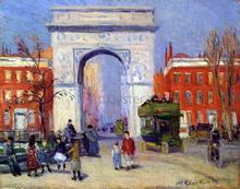 New York City Paintings