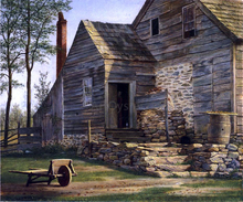 Long Island Homestead - William M Davis
