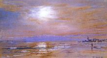Along the Jersey Coast - William Trost Richards
