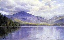 Lake Placid, Adirondack Mountains