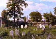 Leverington Cemetery - William Trost Richards