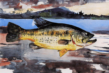Bass - Winslow Homer