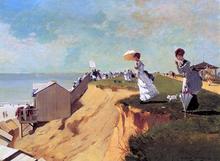 Long Branch, New Jersey - Winslow Homer