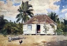 Native Huts, Nassau