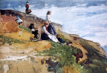On the Cliff