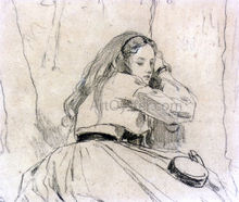 Portrait of Elizabeth Grant