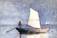 Sailing a Dory