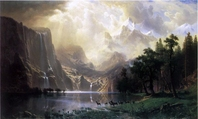 Bierstadt Paintings