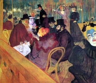 De Toulouse-Lautrec Paintings
