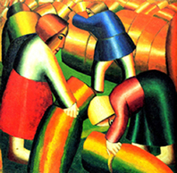Malevich Paintings
